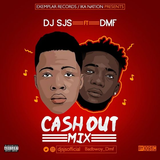 DJ SJS - CashOut Mix | mp3 Download