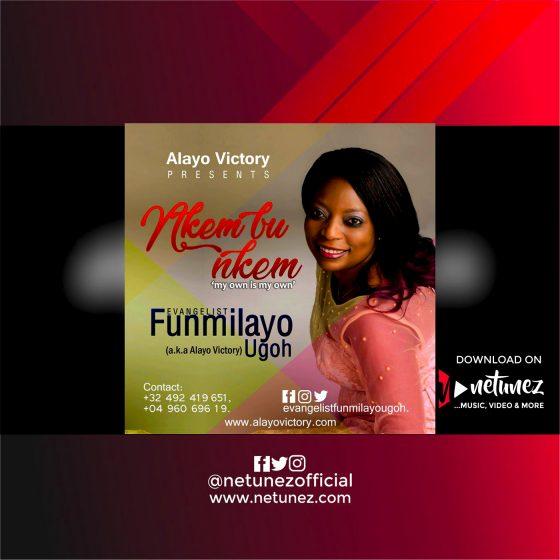Evangelist Funmilayo Ugoh