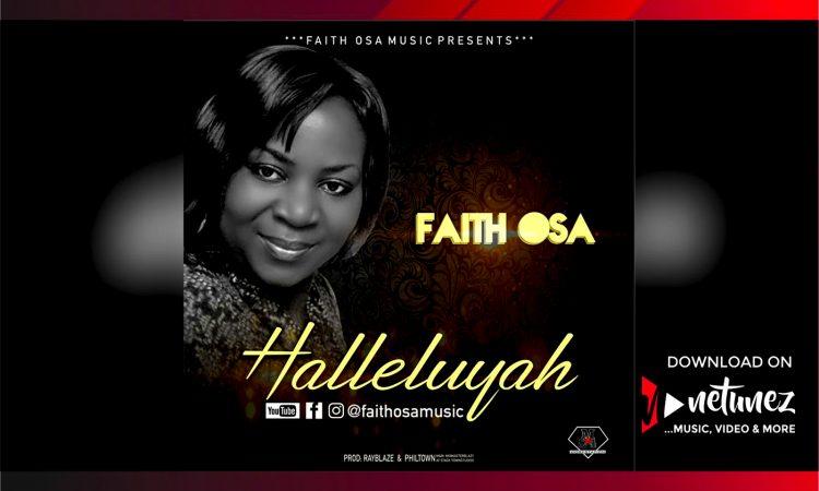 FAITH OSA | I KNOW THY LORD