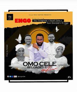 ENGO - OCR2 ALBUM COVER
